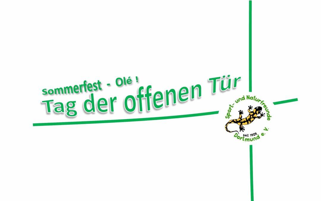 Sommerfest bei den Sport- und Naturfreunden Dortmund