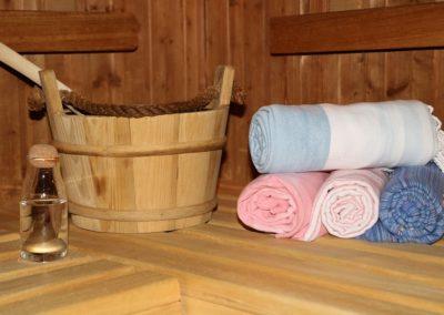 Sauna, Aufguss